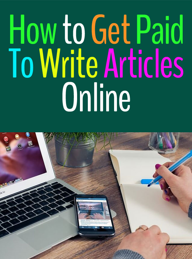 get paid to write short articles